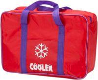 Изотермическая термосумка Cooler 20 литров красная